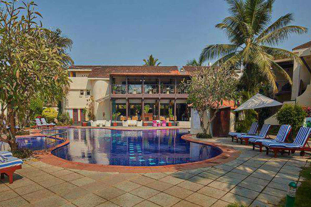 Take notes, hotels in Goa with private pools