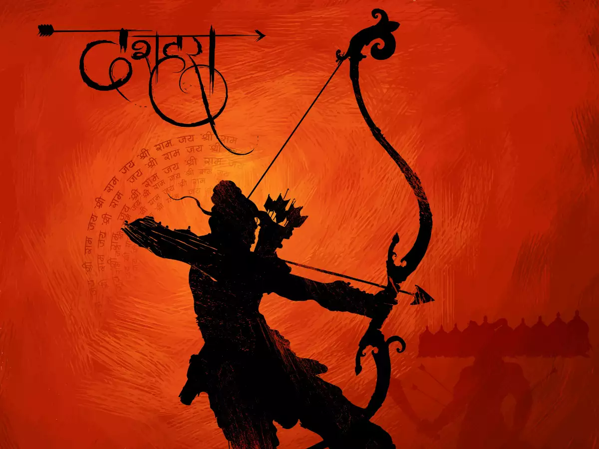 happy dussehra 2019 images cards gifs pictures wishes messages quotes times of india happy dussehra 2019 images cards
