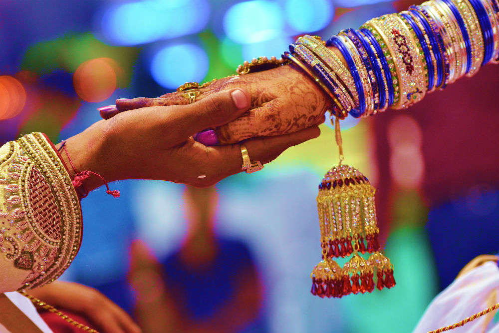 Tourists from abroad are paying for tickets to attend Indian weddings!