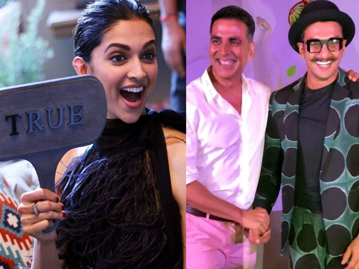 Watch Now Playing: Ranveer, Ayushmann Akshay Are The Showstoppers video