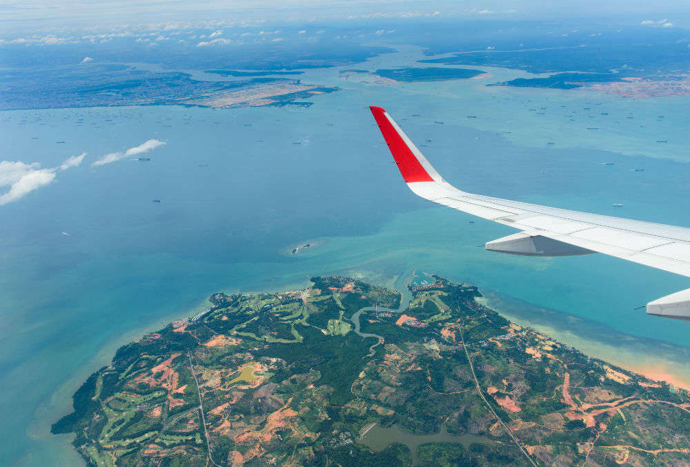 Now, you can take a direct flight for Singapore from Northeast India