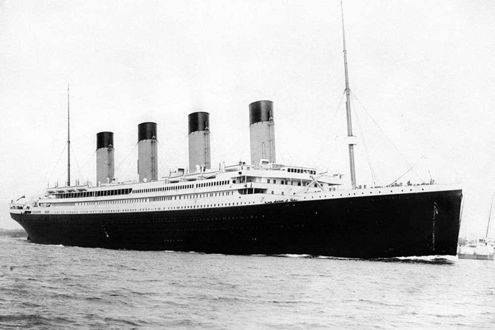 Titanic to make a comeback! Titanic II will sail from Dubai in 2022
