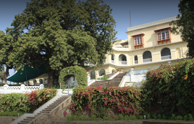 Would you dare to stay in this palace in Kota known for its harmless ghost?