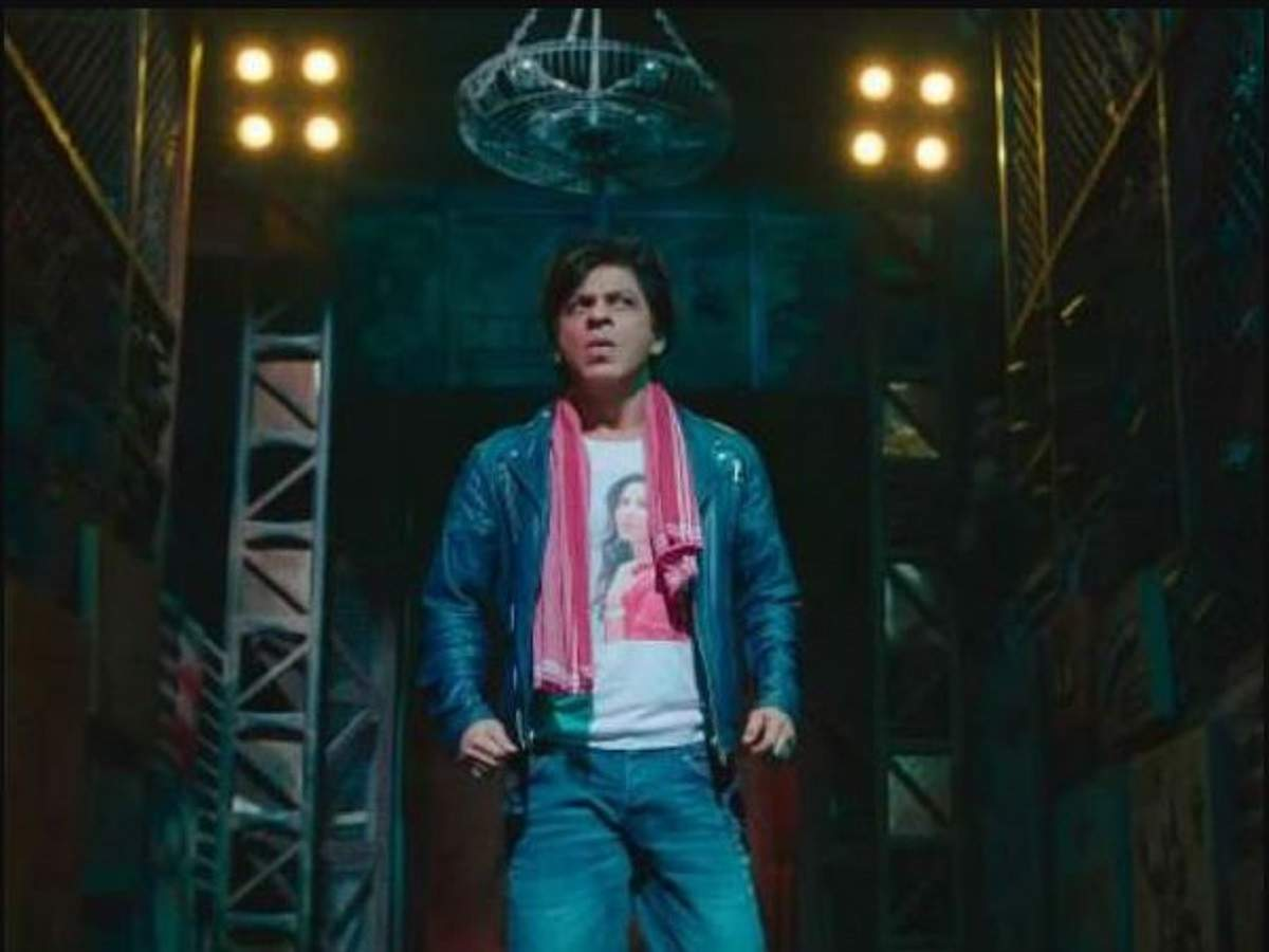 63cbd74433  Zero   Shah Rukh Khan engages in hilarious Twitter banter with his  character Bauua Singh