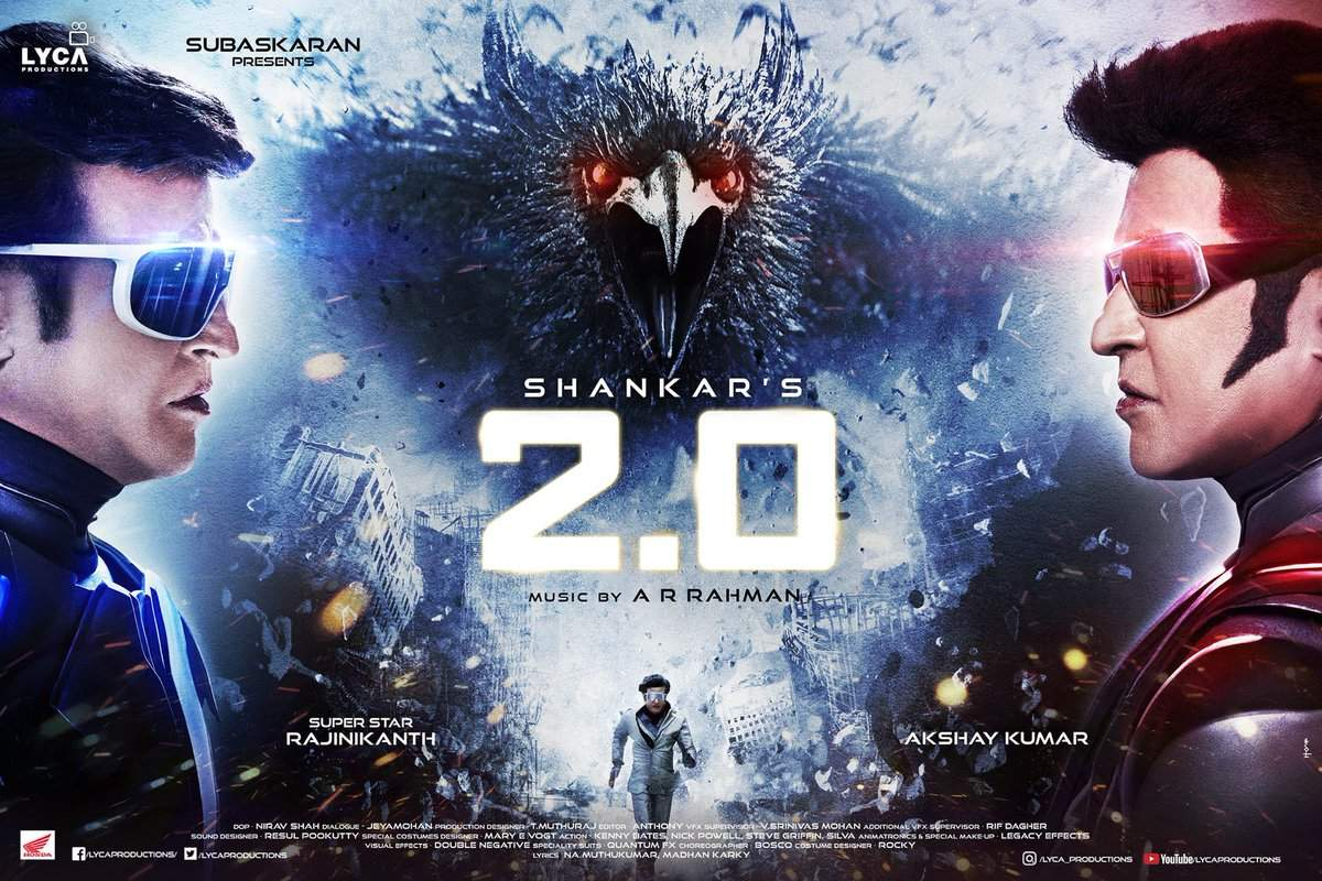 Image result for 2.0 trailer