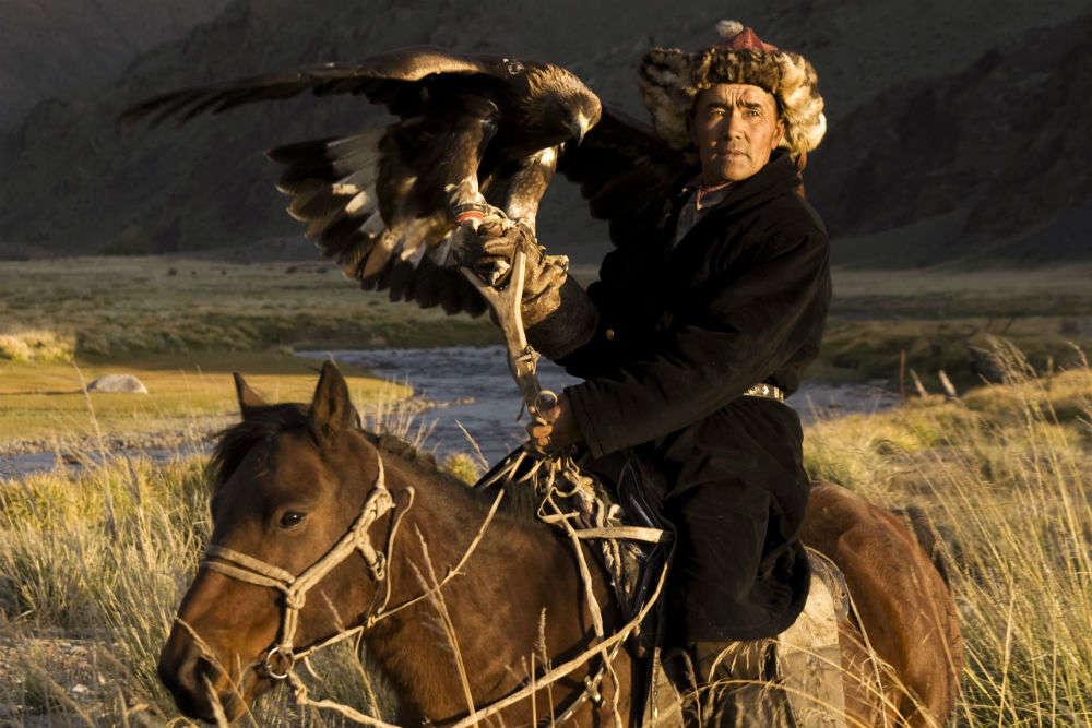 Epic festivals: Mongolia's Golden Eagle Festival