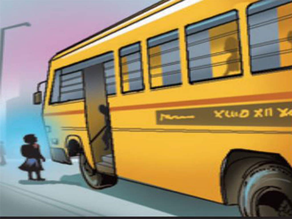 Sri Chaitanya Jr College student crushed to death by school bus
