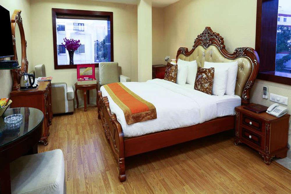 Delhi hotels near Karol Bagh for a comfortable stay