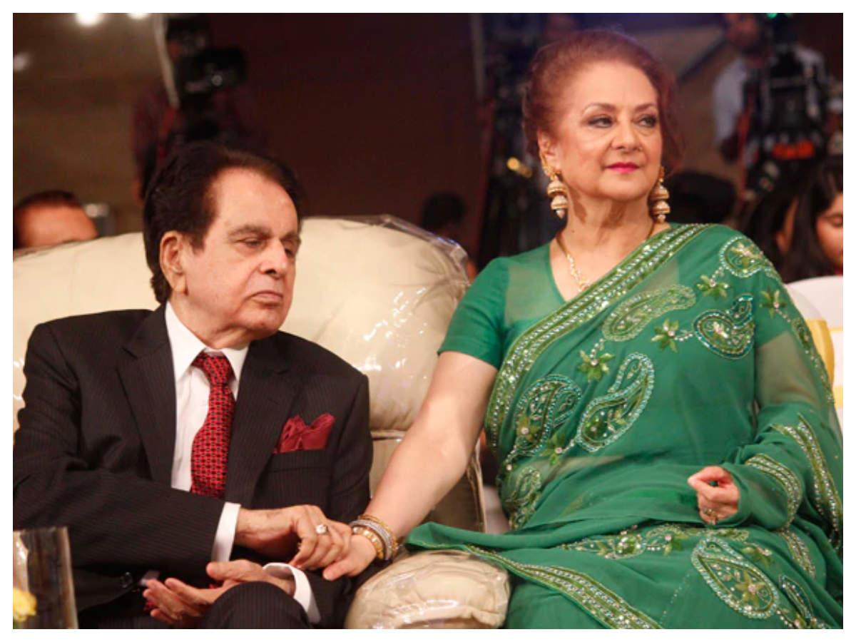 Saira Banu Refutes Reports Of Dilip Kumar Diagnosed With Aspiration Pneumonia   Hindi Movie News
