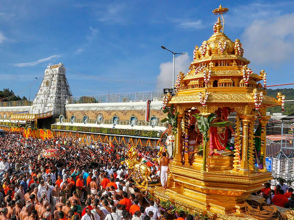 Tirupati: Online seva ticket racket busted in Lord's abode