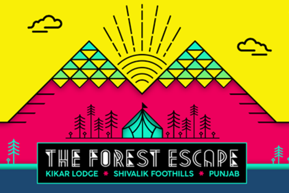 Head to The Forest Escape to let go of your post-Diwali blues