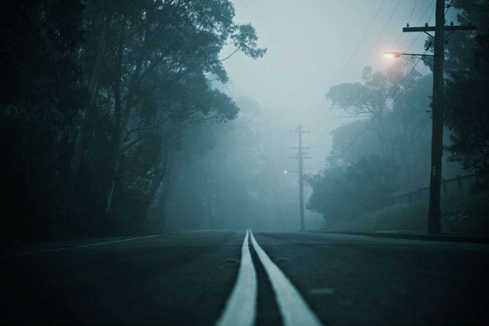 Haunted Indian roads that you should avoid!