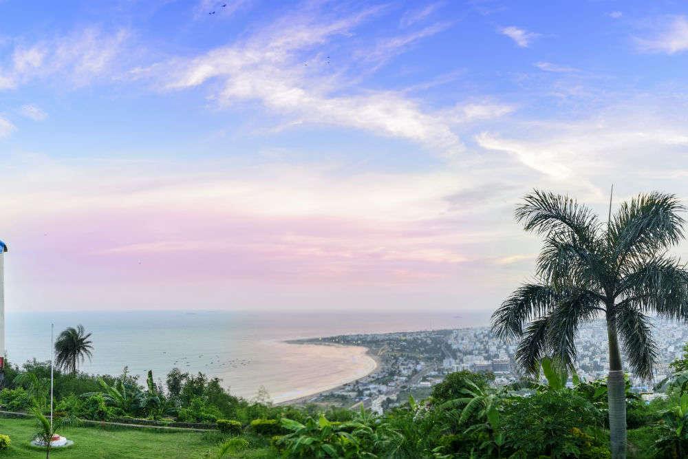Andhra Pradesh tourism to develop Kondakarla Ava Lake and bird sanctuary in Visakhapatnam