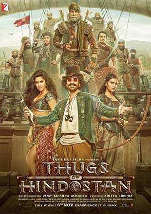 Thugs Of Hindostan Review One Of Aamir Khans Worst Films In