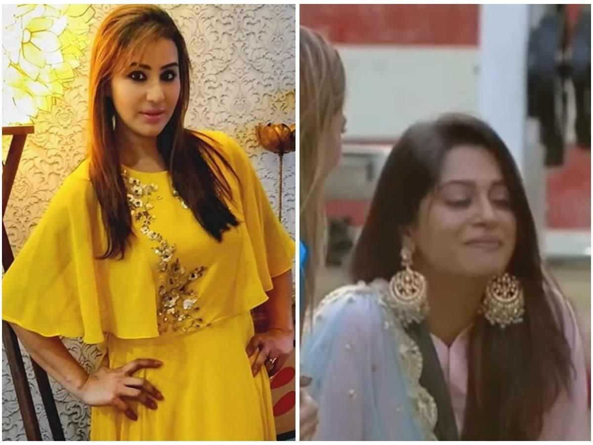 Shilpa Shinde mocks Bigg Boss 12's Dipika Kakar after the latter gets emotional missing Shoaib - Times of India