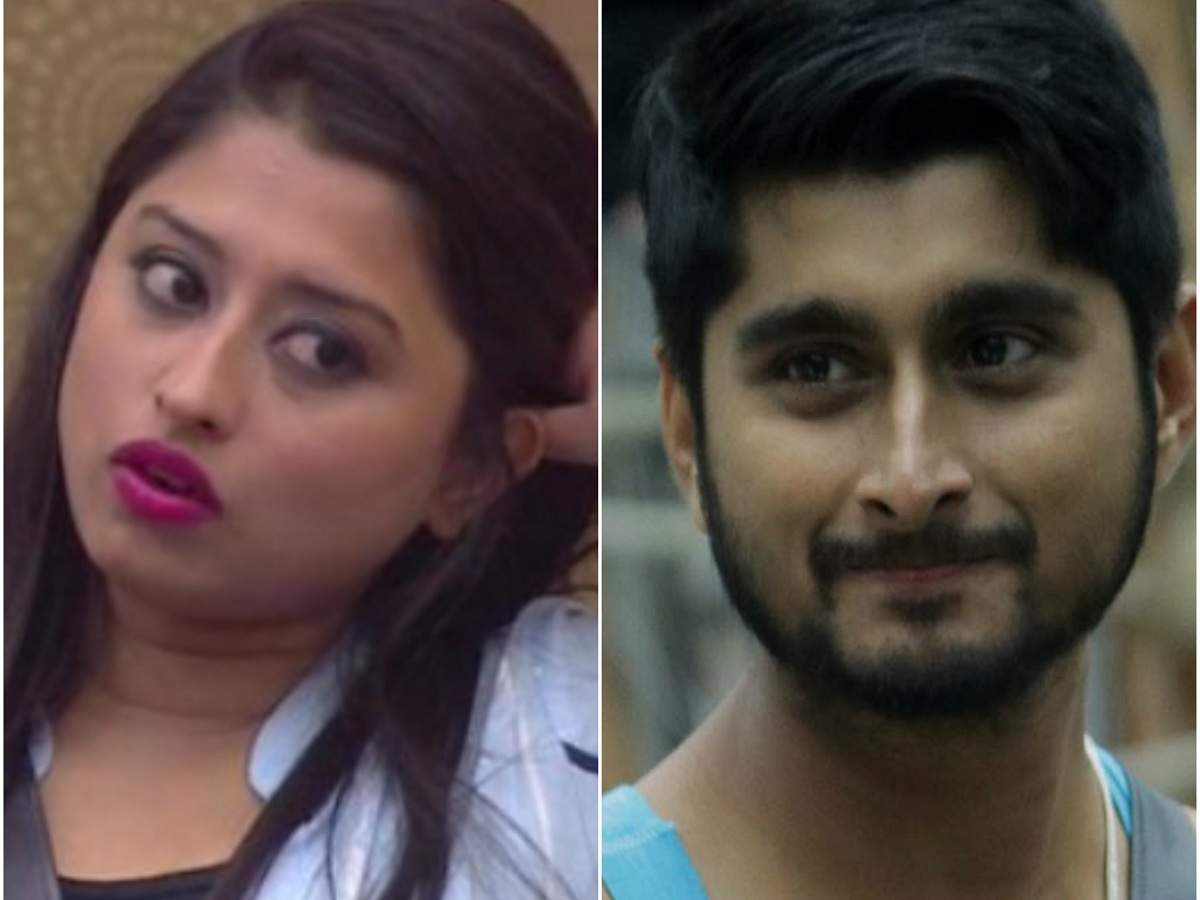WATCH: Somi Khan of Bigg Boss 12 feels annoyed with Deepak's advances, says she 'hates aashiqui' - Times of India