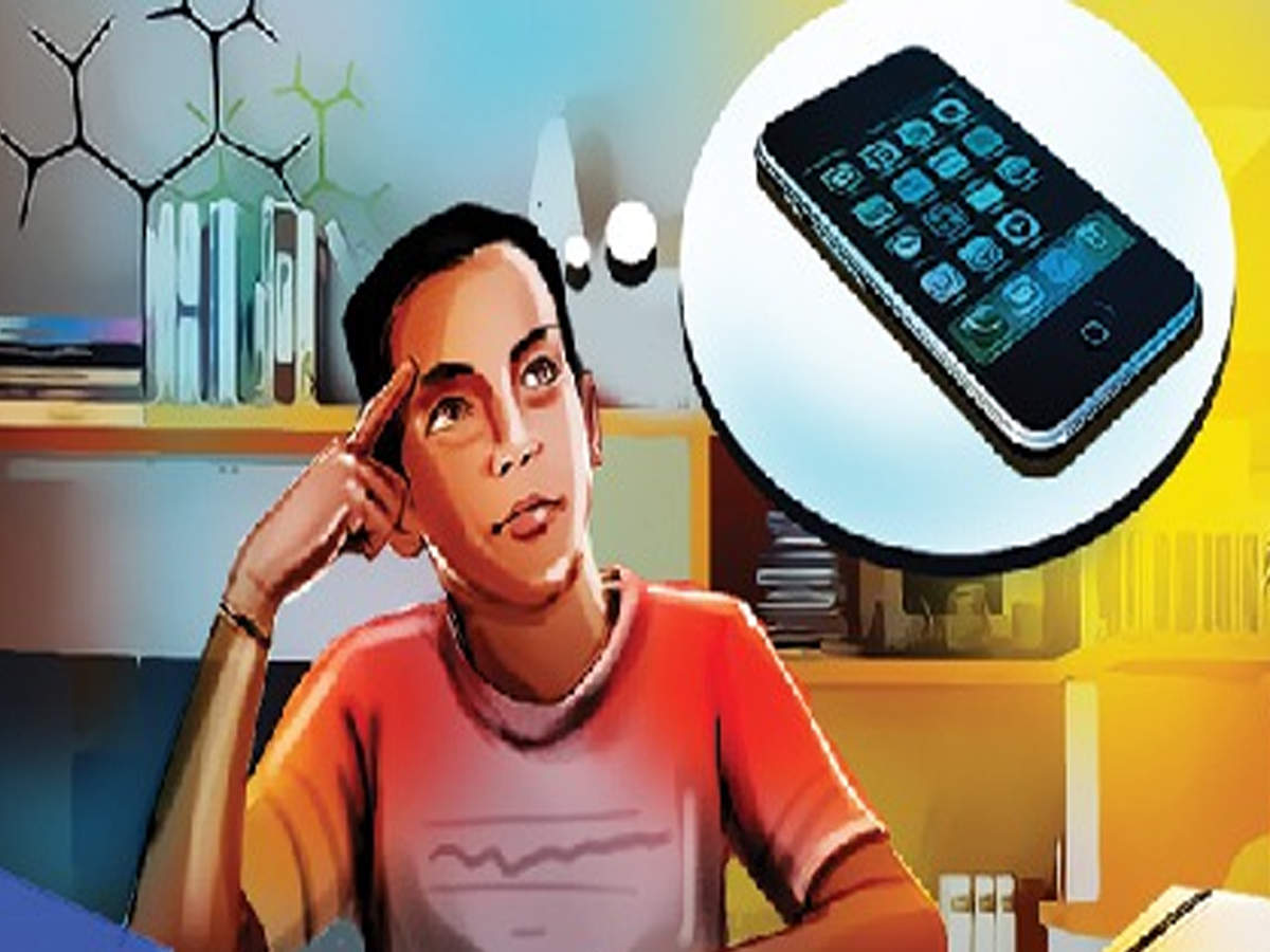 Smartphones are making children squint, finds study | Chandigarh ...