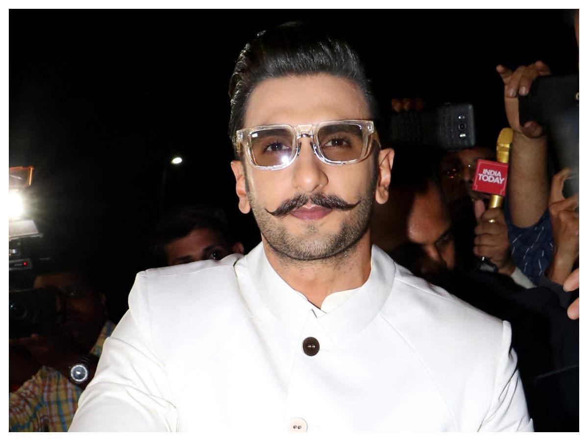 Watch: Ranveer Singh Listens To 'mehendi Lagaake Rakhna' Song As He Leaves For His Wedding In Italy   Hindi Movie News