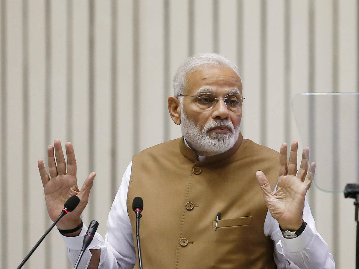 PM pays tribute to Indian soldiers who fought in the First World War