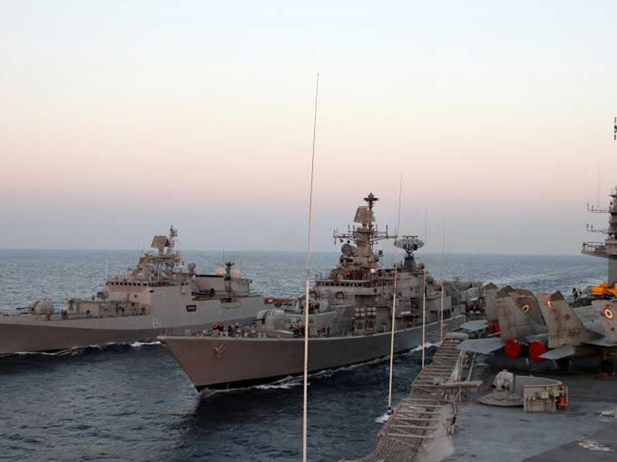 US wants India to intensify the multilateral military ties in Indo-Pacific