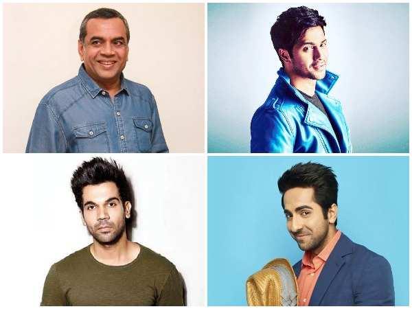 Varun Dhawan Paresh Rawal Salutes New Age Actors Like Varun Dhawan