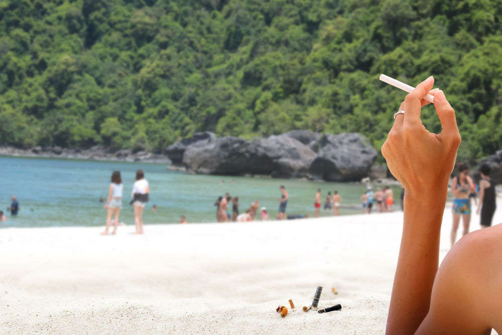 Thailand bans smoking in public areas, 'other places'
