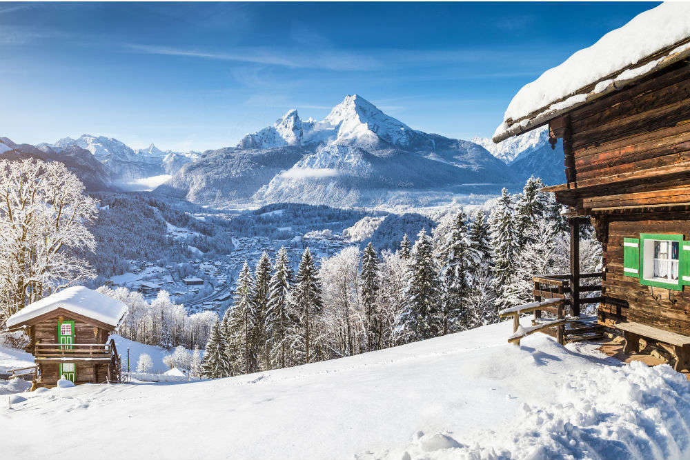 5 destinations that are perfect for snowy New Year celebrations