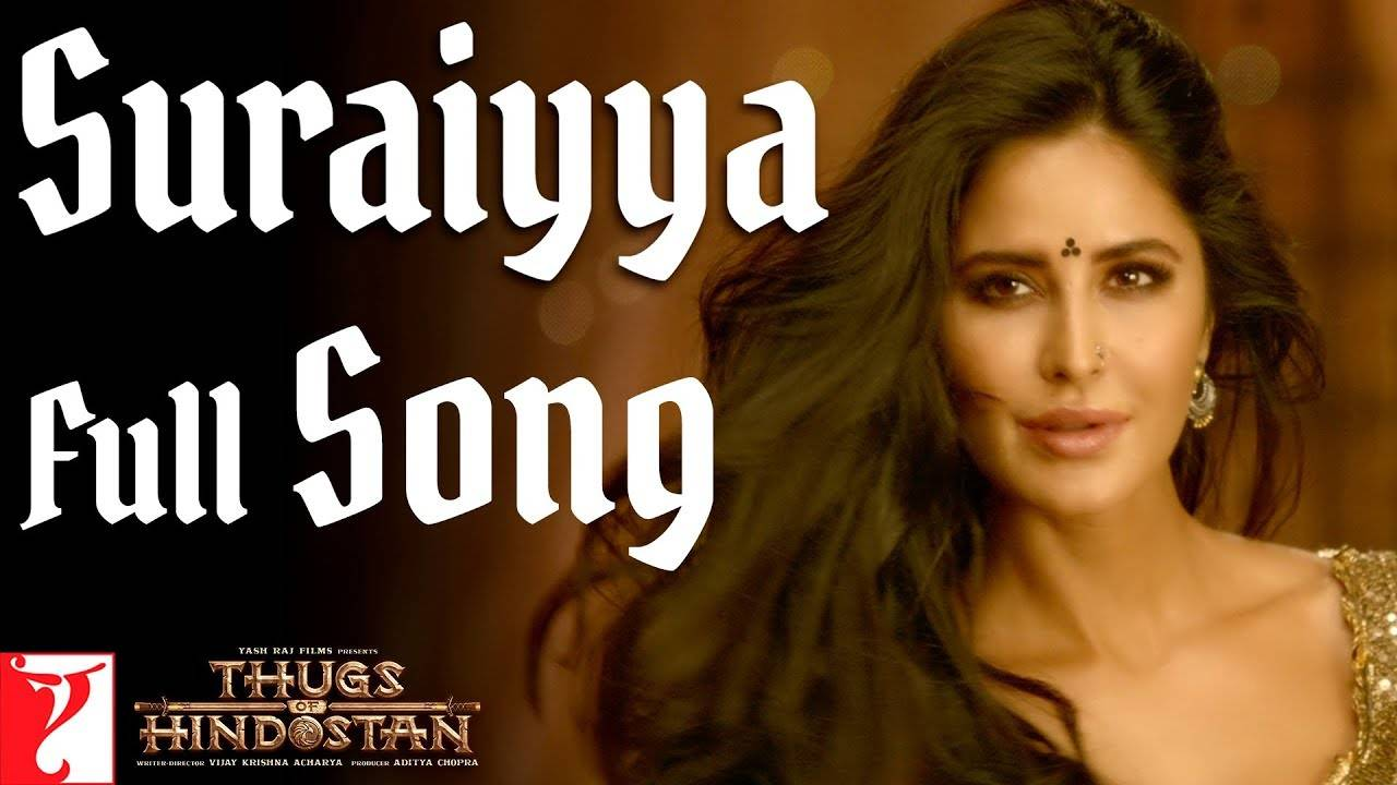 Thugs Of Hindostan | Song- Suraiyya