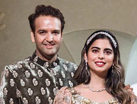 Isha Ambani Wedding Card This Is What You Need To Know About Isha