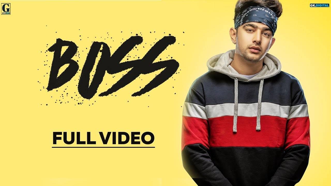 Latest Punjabi Song Boss Sung By Jass Manak