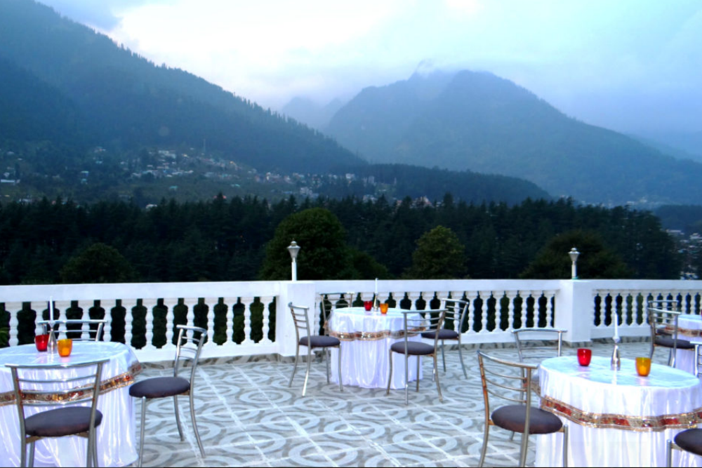 Take a look. Five Hotels in Manali on Mall Road
