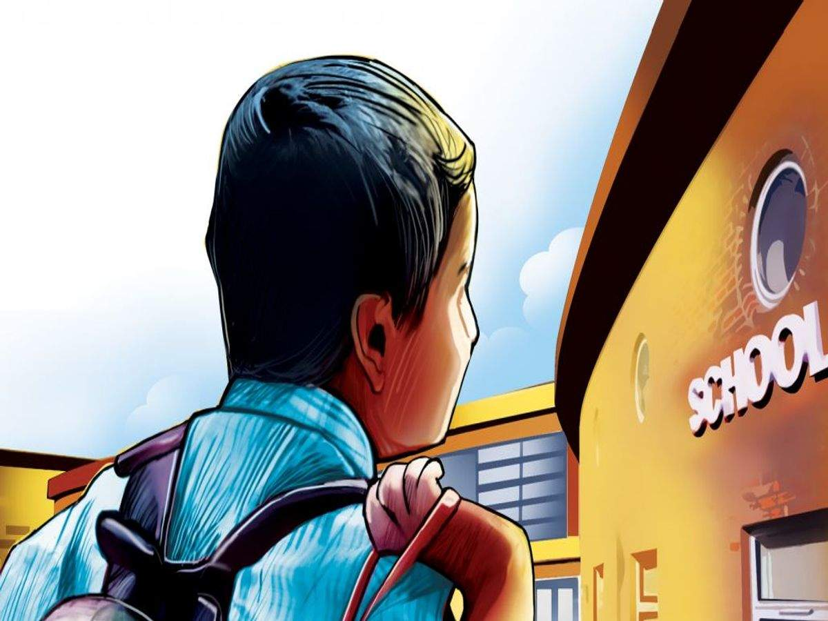indiatimes.com - In Punjab, no furniture for five lakh government school students - Times of India