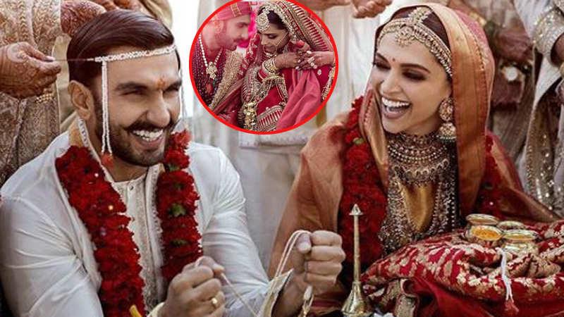 Deepika Padukone and Ranveer Singh's wedding: Here's all highlights about  newlyweds wedding looks