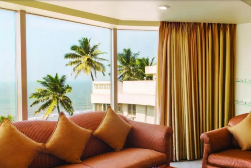 Five cool hotels in Mumbai near Juhu Beach