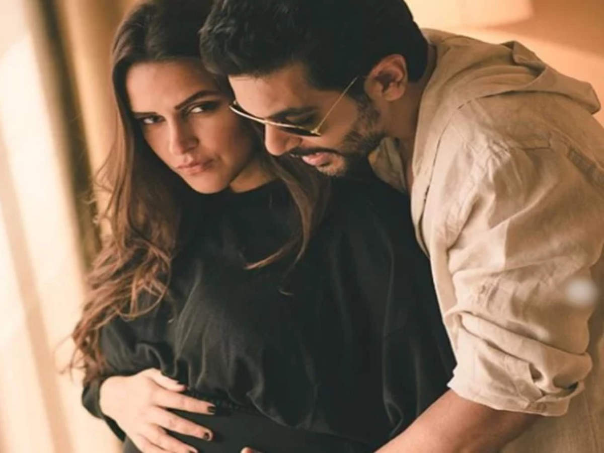 Neha Dhupia, Angad Bedi blessed with baby girl - Times of India