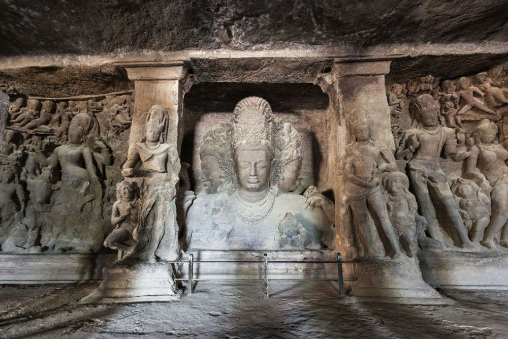 Elephanta Caves from Mumbai only in 15 minutes, thanks to the new ropeway