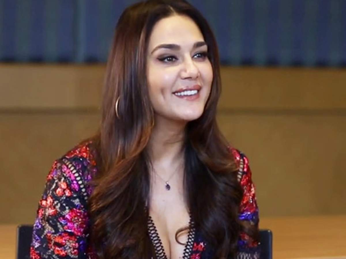Preity Zinta Unrealistic To Compare Shelf Life Of Heroes And