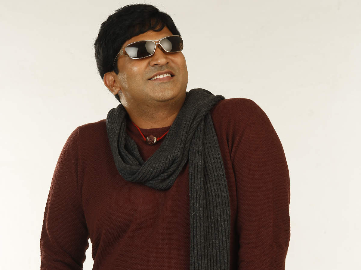 vaibhav s brother sunil plays the antagonist in seethakaathi