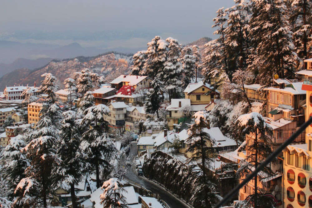 Hotels in Shimla on Mall Road for a perfect vacation
