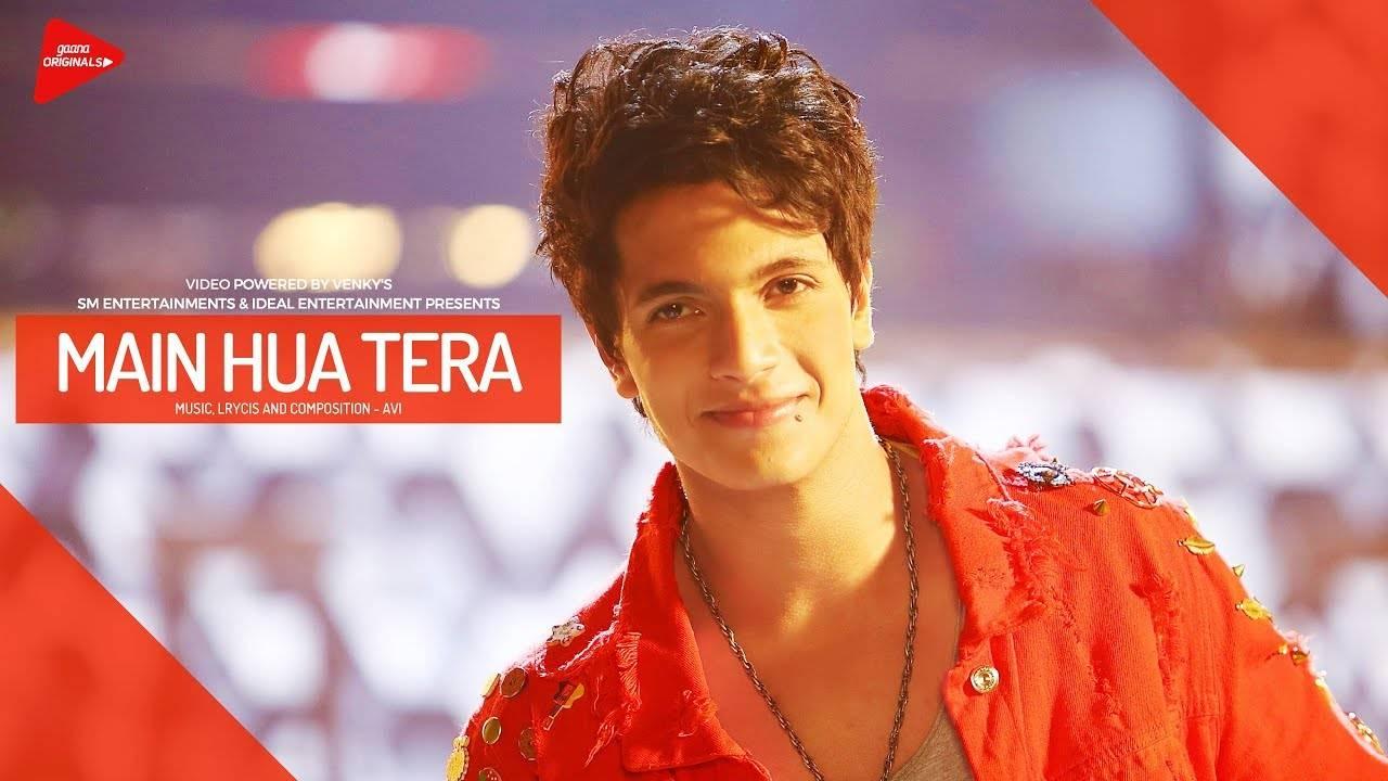 Latest Hindi Song Main Hua Tera Sung By Avitesh Shrivastava