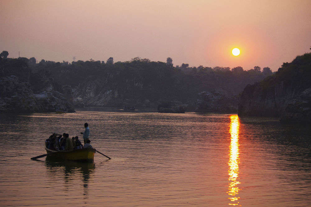 Discovering the marble rocks of Bhedaghat—a hidden treasure of Madhya Pradesh