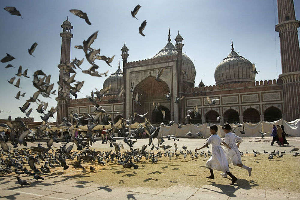 Mind-blowing facts about Delhi's Jama Masjid