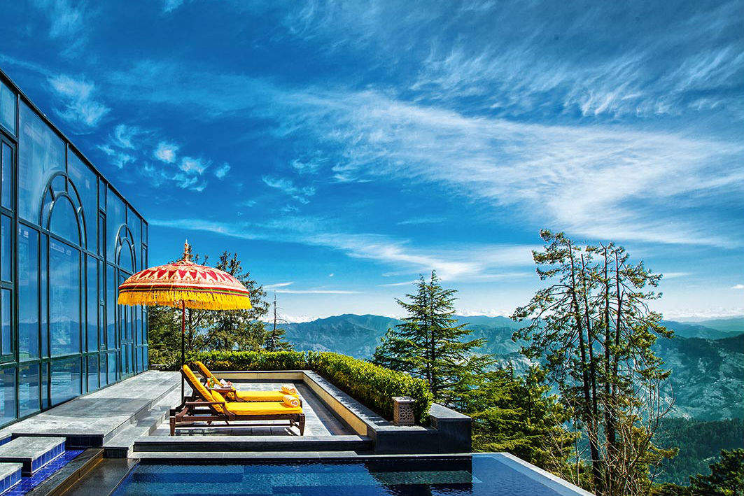 Hotels in Shimla for honeymoon