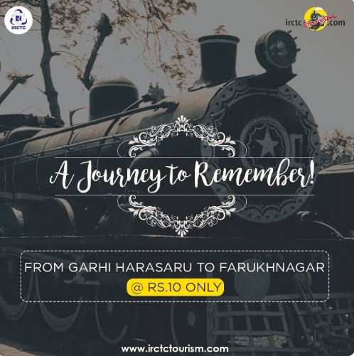 IRCTC's special express train to offer 'a journey to remember' at just INR 10
