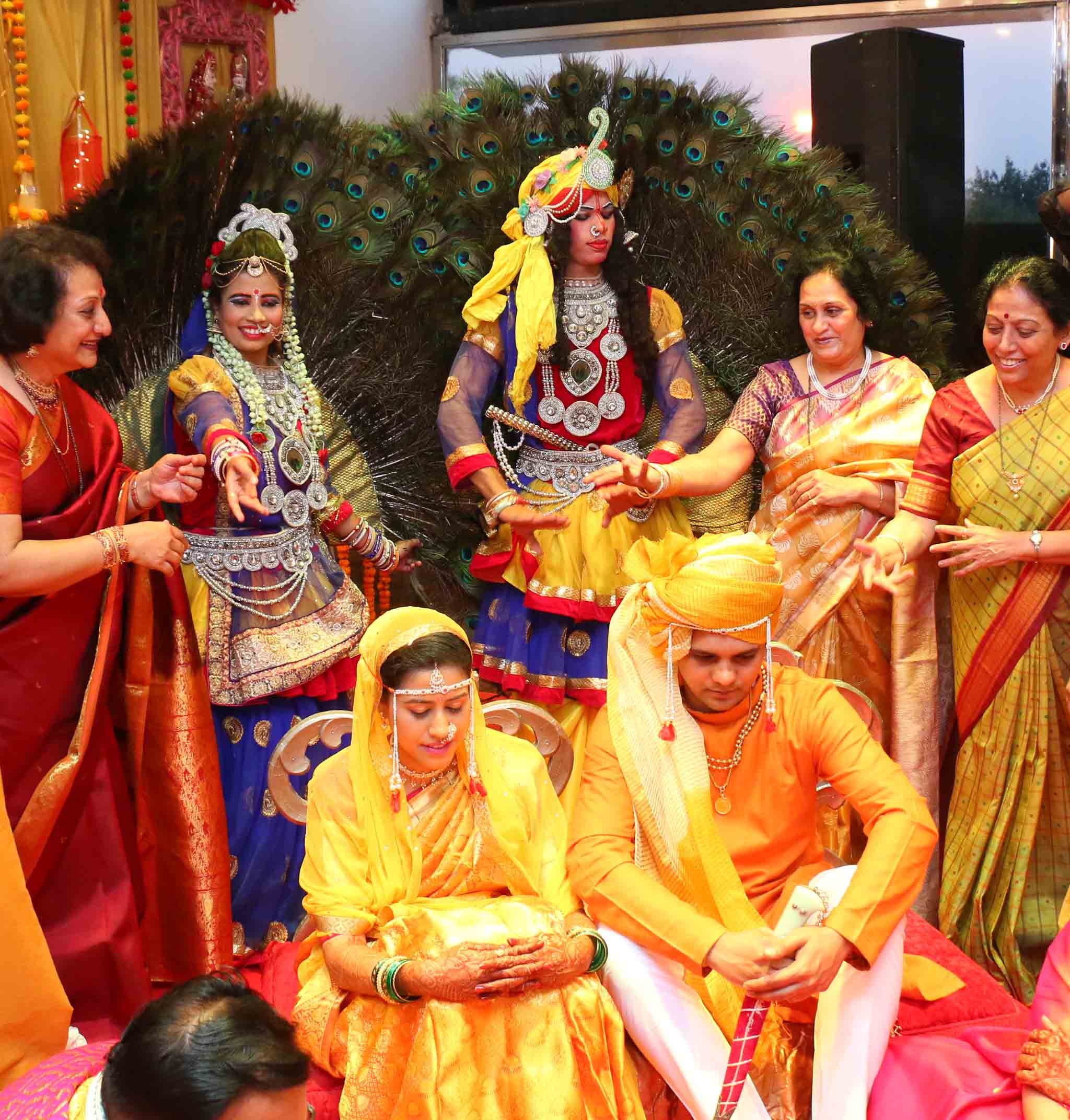 A historical wedding marks a new alliance between Mysore and Malwi