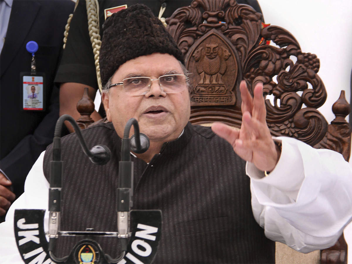 jk-governor-dissolves-assembly-as-rivals-mehbooba-sajad-stake-claim-to-govt-formation-in-jk