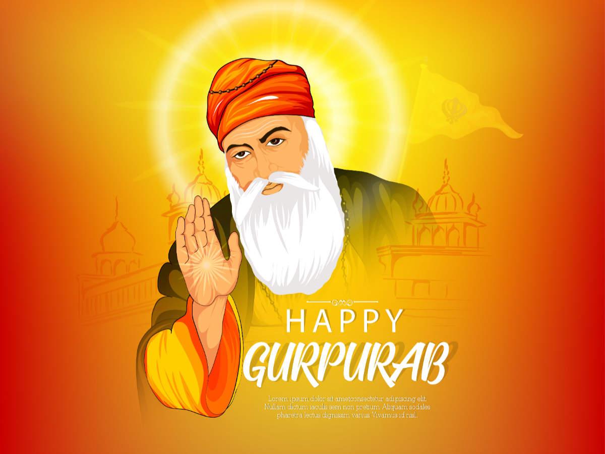Happy Gurpurab 2019 Quotes Wishes Images Messages Status Guru Nanak Jayanti 2018 20 Quotes By Guru Nanak Dev Ji That Will Help You Understand Life On Guru Nanak Birthday