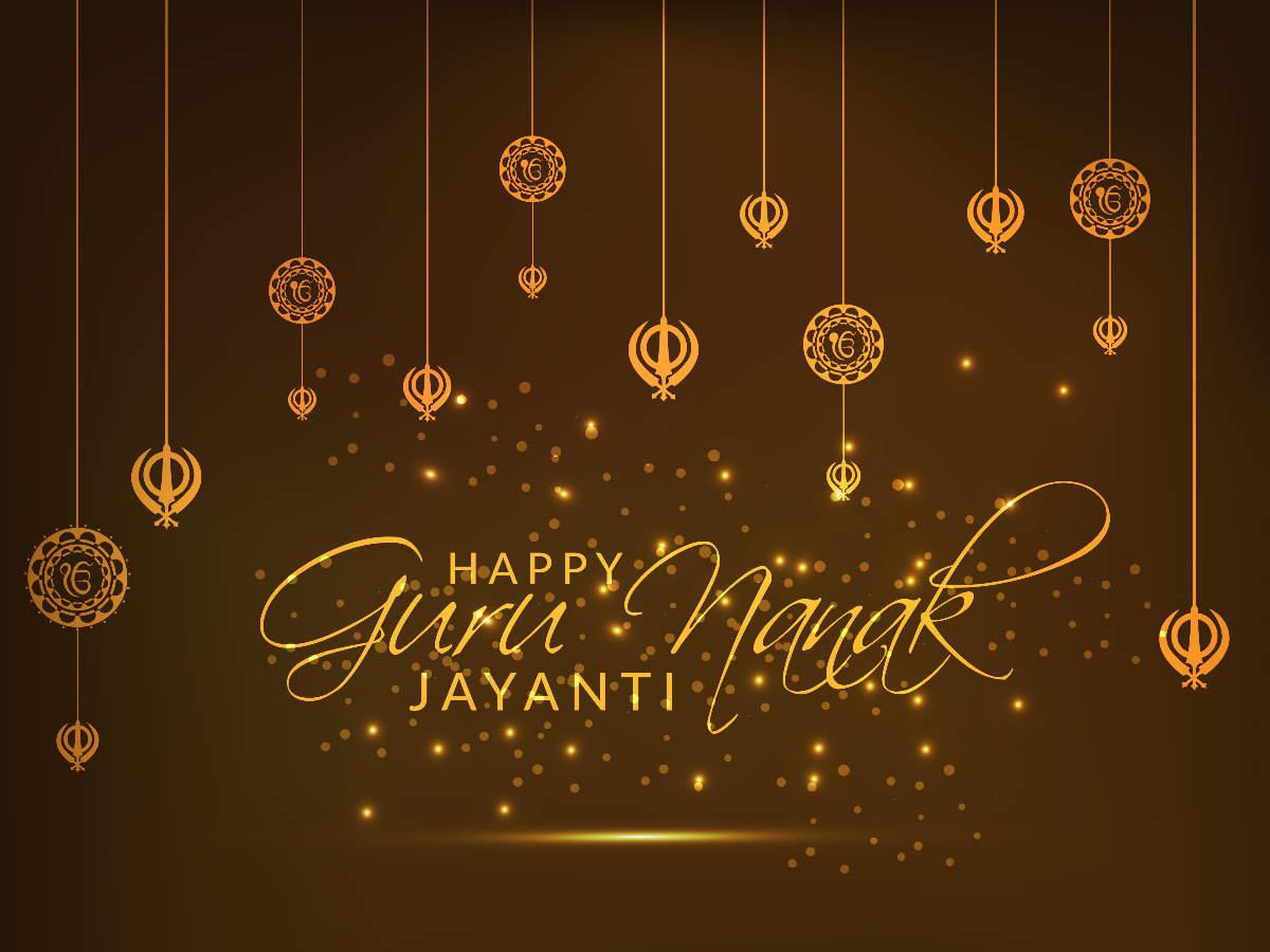 Happy Guru Nanak Jayanti 2018 Gurpurab Images Cards Greetings