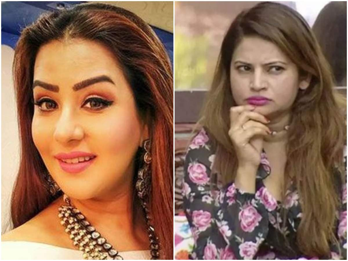 Bigg Boss 12 Shilpa Shinde Slams Megha Dhade For Throwing A Shoe On