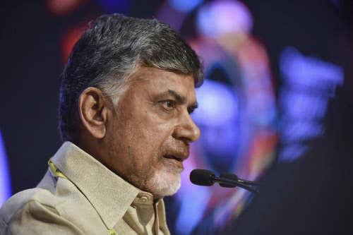 Chandrababu Naidu bars central agencies from Andhra but ED acts as an assistant